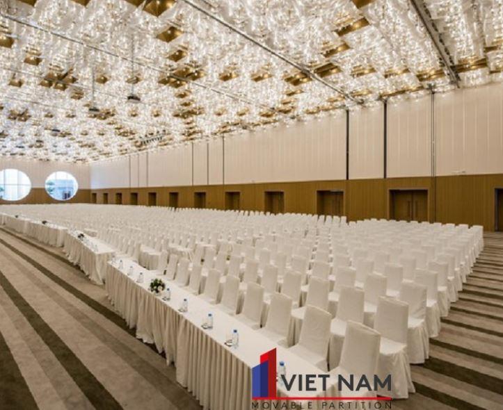 Top 10 công trình vách ngăn di động tiêu biểu tại Việt Nam