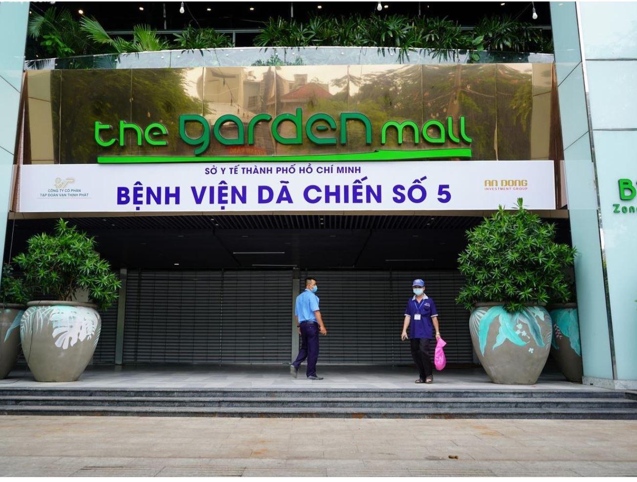 Vách Ngăn Việt Nam tham gia xây dựng Bệnh viện Dã chiến Thuận Kiều Plaza