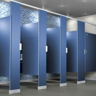 Vách vệ sinh Compact HPL